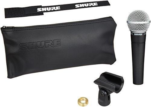 Micro Shure SM58 voz, guitalele, ukelele