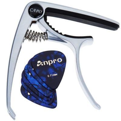 Cejilla Anpro para guitarra